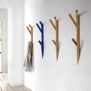 Percheros pared A-TREE HOOK by Nacher® en muebles antoñán® León