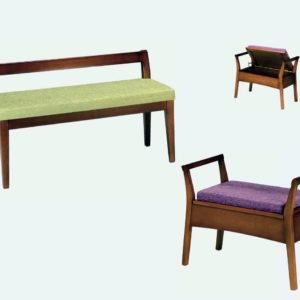 Pie de cama Posapies by Jogre en muebles antoñán® León