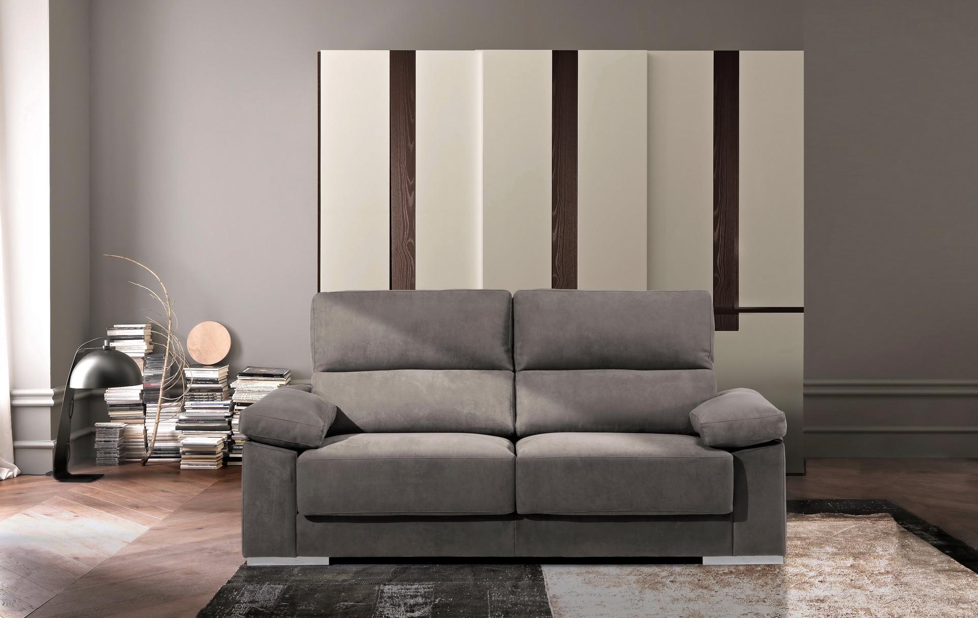 SOFA MODULAR MD. KIRA FONDO REDUCIDO 80 by Piccolo Confort en muebles antoñán® León
