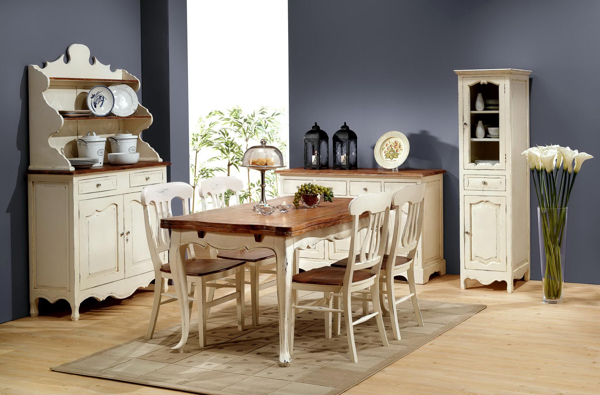 Salones estilo r stico lacado by mobimundo pe a vargas - Muebles estilo rustico ...