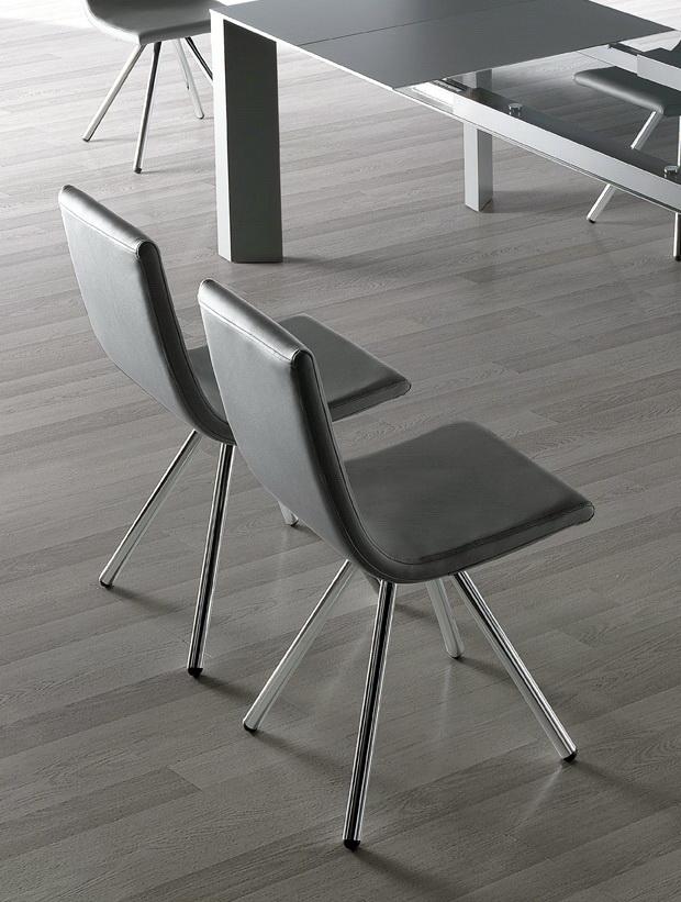 Siller a moderna by ramiro tarazona muebles anto n - Muebles sillas comedor modernas ...