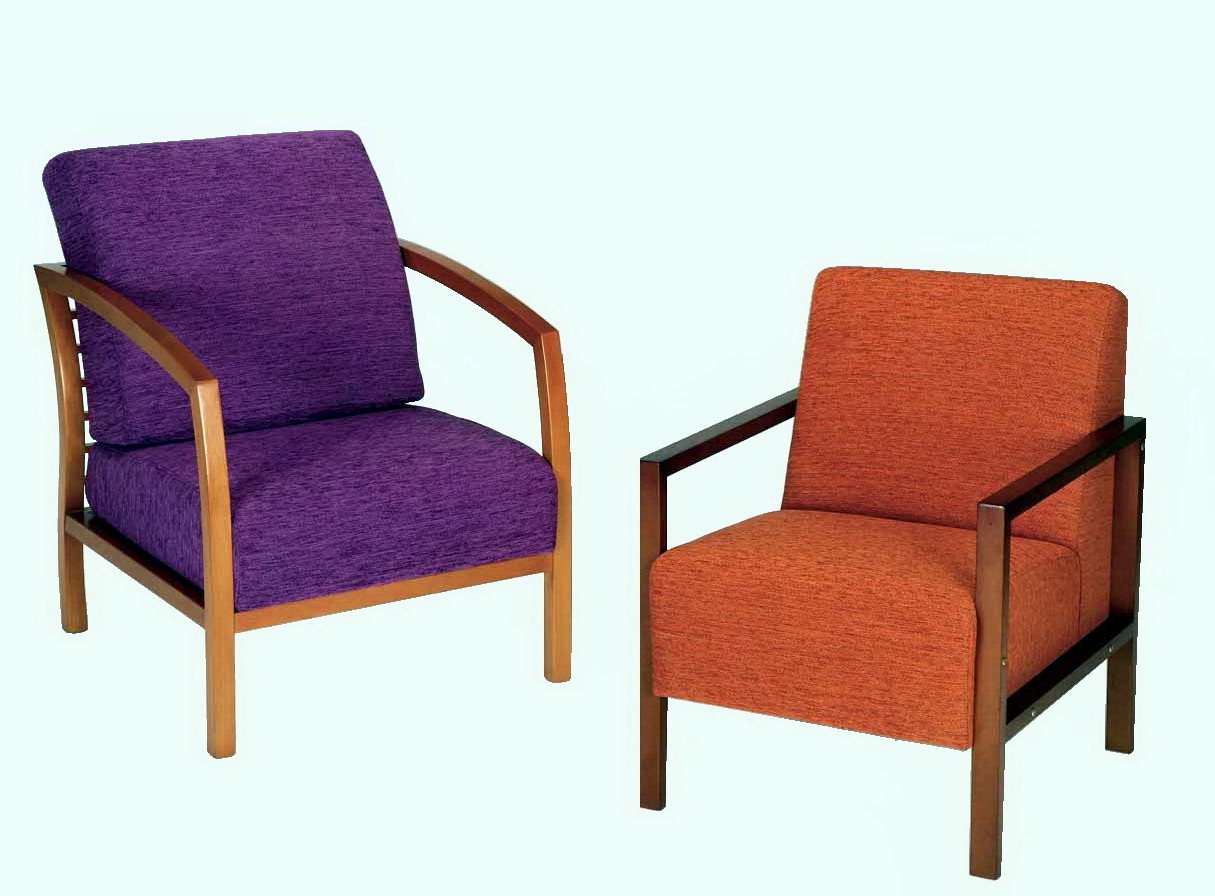 sillones auxiliares by jogre muebles anto n