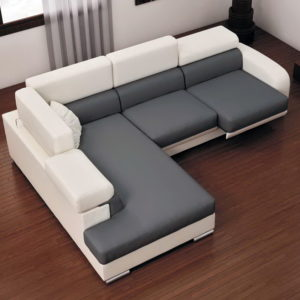 Sofá Chaise Longue mod.42 by JARA TAPIZADOS en muebles antoñán® León