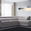 Sofá Chaise Longue modular Bombay 3 by Líneas Fabra Tapizados en muebles antoñán® León