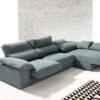 Sofá chaise-longue deslizante Akua 2 by Future Design Confort en muebles antoñán® León
