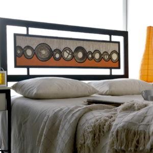 Dormitorio Contemporáneo en forja by Jayso en muebles antoñán® León 01
