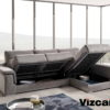 AIR sofá modular by Vizcaíno Tapizados en muebles antoñán® León (3)