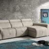 BONY sofá modular relax motorizado by Vizcaíno Tapizados en muebles antoñán® León (1)