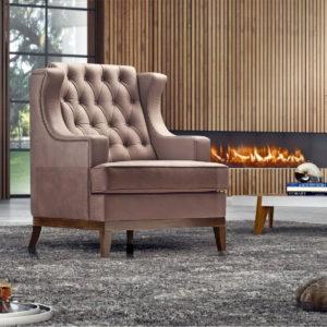 BRUMA sillón auxiliar by Grupo CJ en muebles antoñán® León