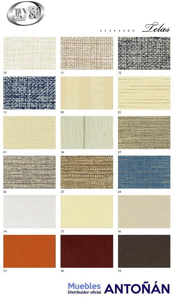 Colores Acabados para los dormitorios de Forja de la marca Jayso en muebles antoñán® León 3