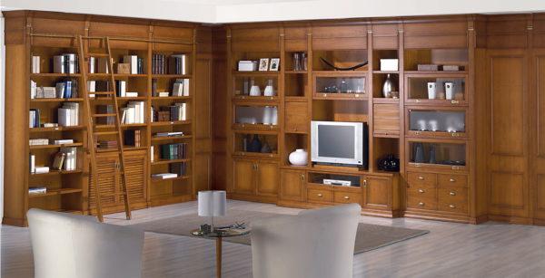 Comedor Clásico COLECCIÓN XXX ANIVERSARIO 3901 librero by Valmuax en muebles antoñán® León