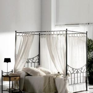 Dormitorio Estilo Rústico en forja by Jayso en muebles antoñán® León (16)