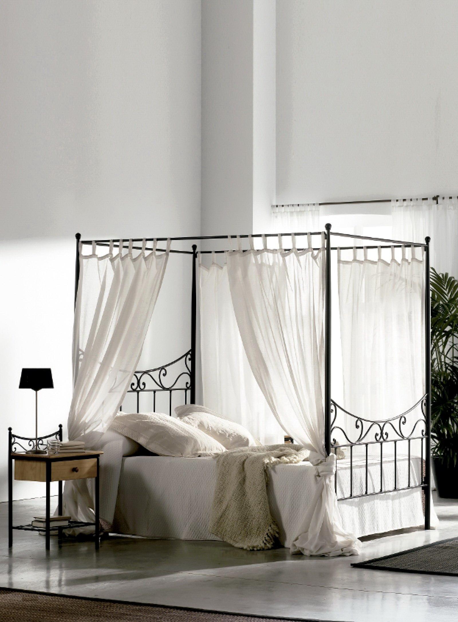 Dormitorio Estilo R Stico En Forja By Jayso Muebles Anto N # Jayso Muebles De Forja