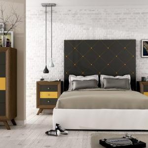 Dormitorio Madera de Pino Arenado by Ecopin 01 en muebles antoñán® León