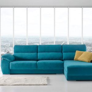 FAN sofá modular asientos extraibles by Vizcaíno Tapizados en muebles antoñán® León (4)