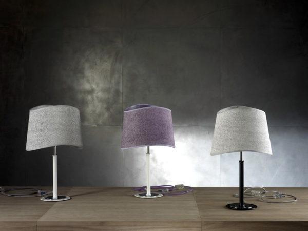 Lámpara de mesita 5314 by Ilusoria Lamps en muebles antoñán® León