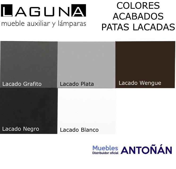 MUESTRARIO COLORES MADERA LACADA de la marca de Auxiliares Laguna en muebles antoñán® León