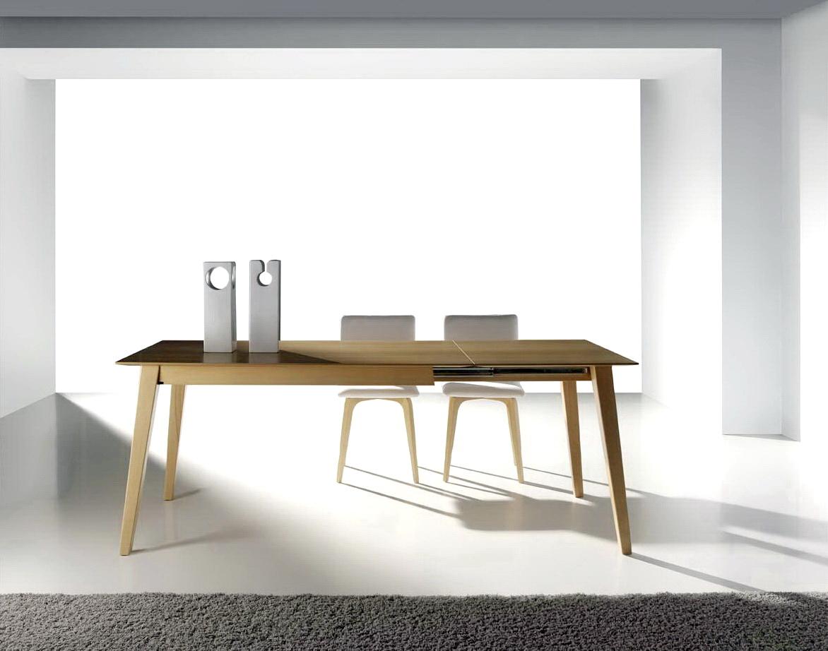 Mesas comedor estilo n rdico by almosa muebles anto n for Mesa comedor estilo nordico