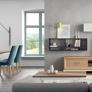 Mueble salón Contemporáneo L-GANT COLLECTION AMBIENTE 10 by HeressHome en muebles antoñán® León