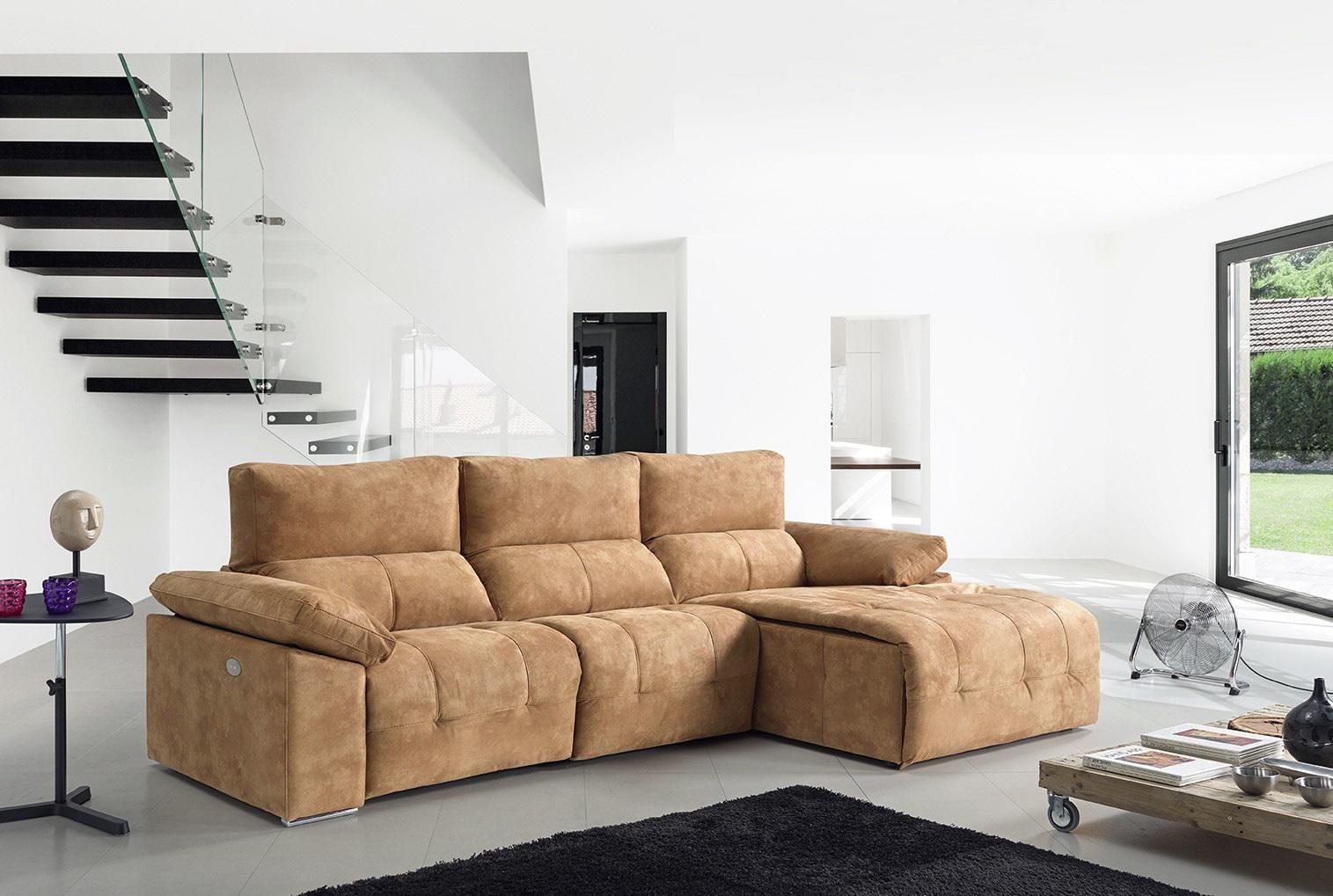 Shire sof modular relax motorizado by vizca no tapizados for Muebles en leon baratos