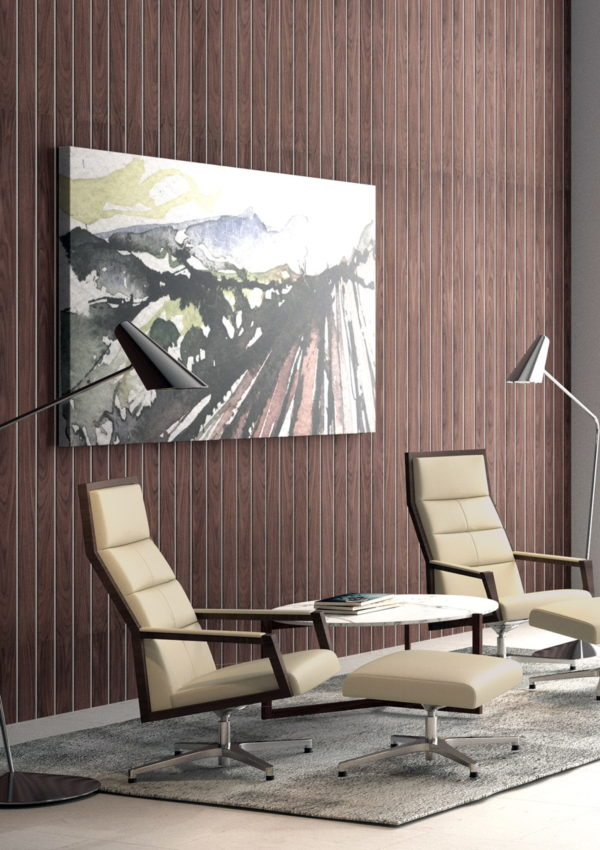 SILLON DESPACHO Centoventi&Gallery-lounge 04 PI08-01 by Ofifran en muebles antoñán® León