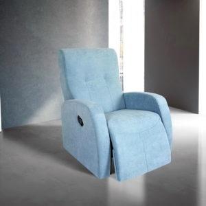 Sillón Relax CLAX RIZZO by Requena Tapizados en muebles antoñán® León