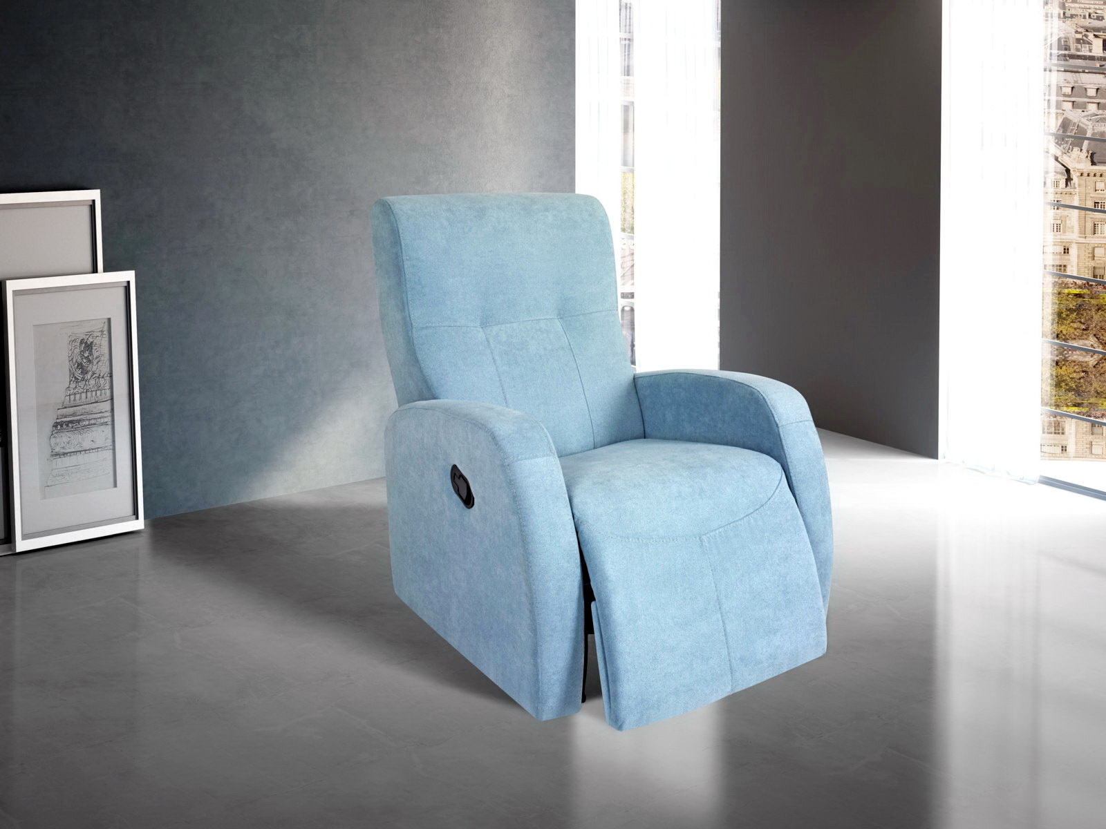 Sillones relax by requena muebles anto n for Muebles alarcon requena