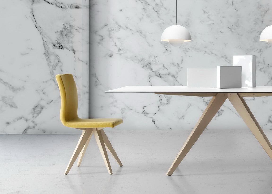 Sillas estilo n rdico by nacher muebles anto n - Mueble comedor nordico ...