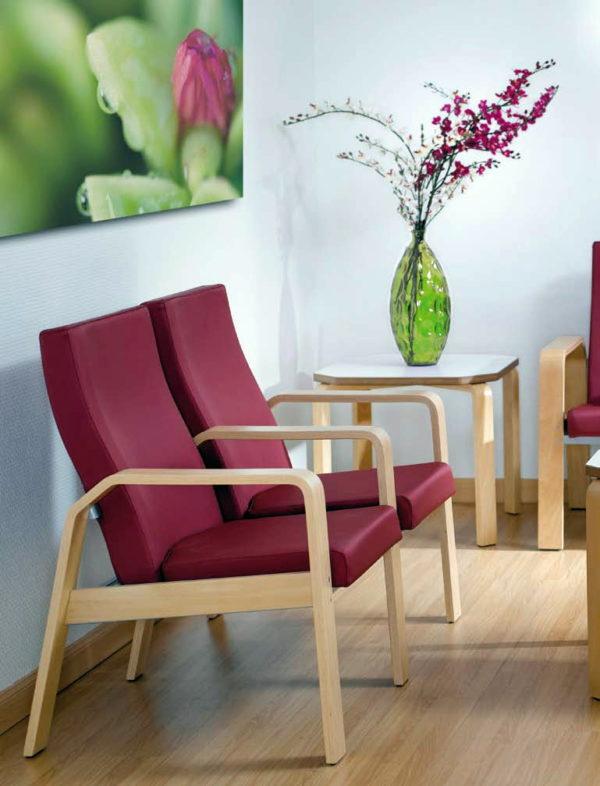 Sillones para sala espera geriátrico 16 ad10 by Juraen Confort en muebles antoñán® León