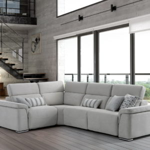 Sofá modular a medida md. LODY 5985 by Mayor Tapizados en muebles antoñán® León