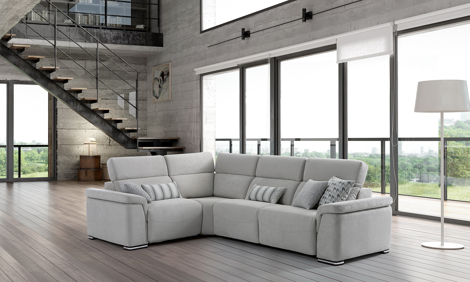 Lody Sof S Modulares By Mayor Tapizados Muebles Anto N # Muebles Soriano