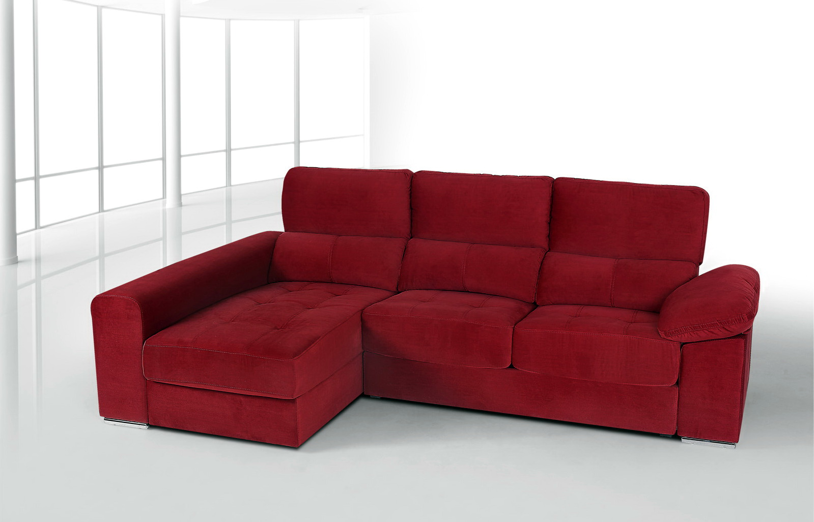 Sof s modulares by requena muebles anto n for Sofas modulares