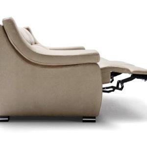 Sofá modular relax motorizado MODELO LUGO 89 by Paco Bautista en muebles antoñán® León
