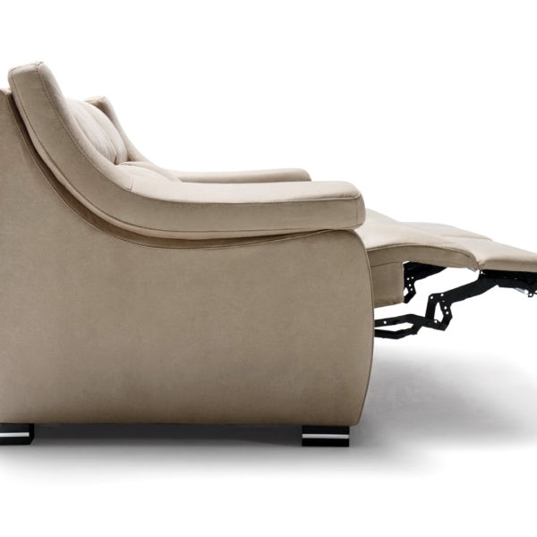 Lugo sof modular relax motorizado by paco bautista for Muebles bautista abadino