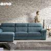YORK sofá modular fijo by Vizcaíno Tapizados en muebles antoñán® León (2)