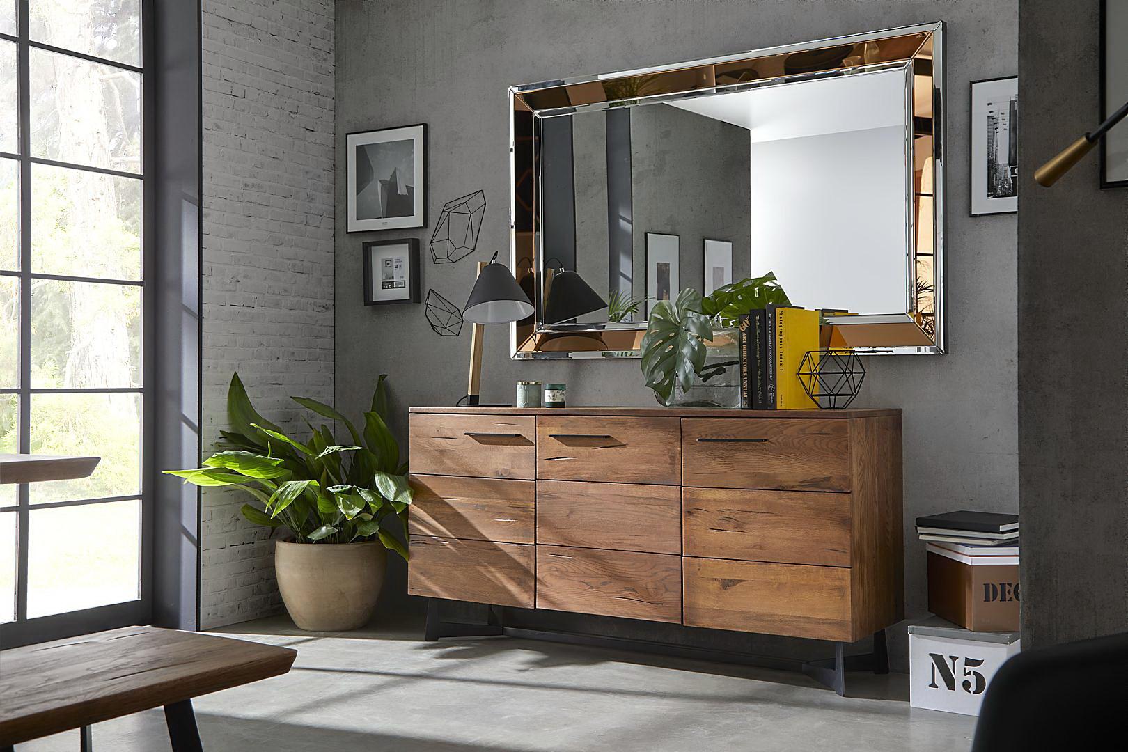 Colecciones de aparadores estilo industrial muebles anto n for Muebles de estilo industrial barato