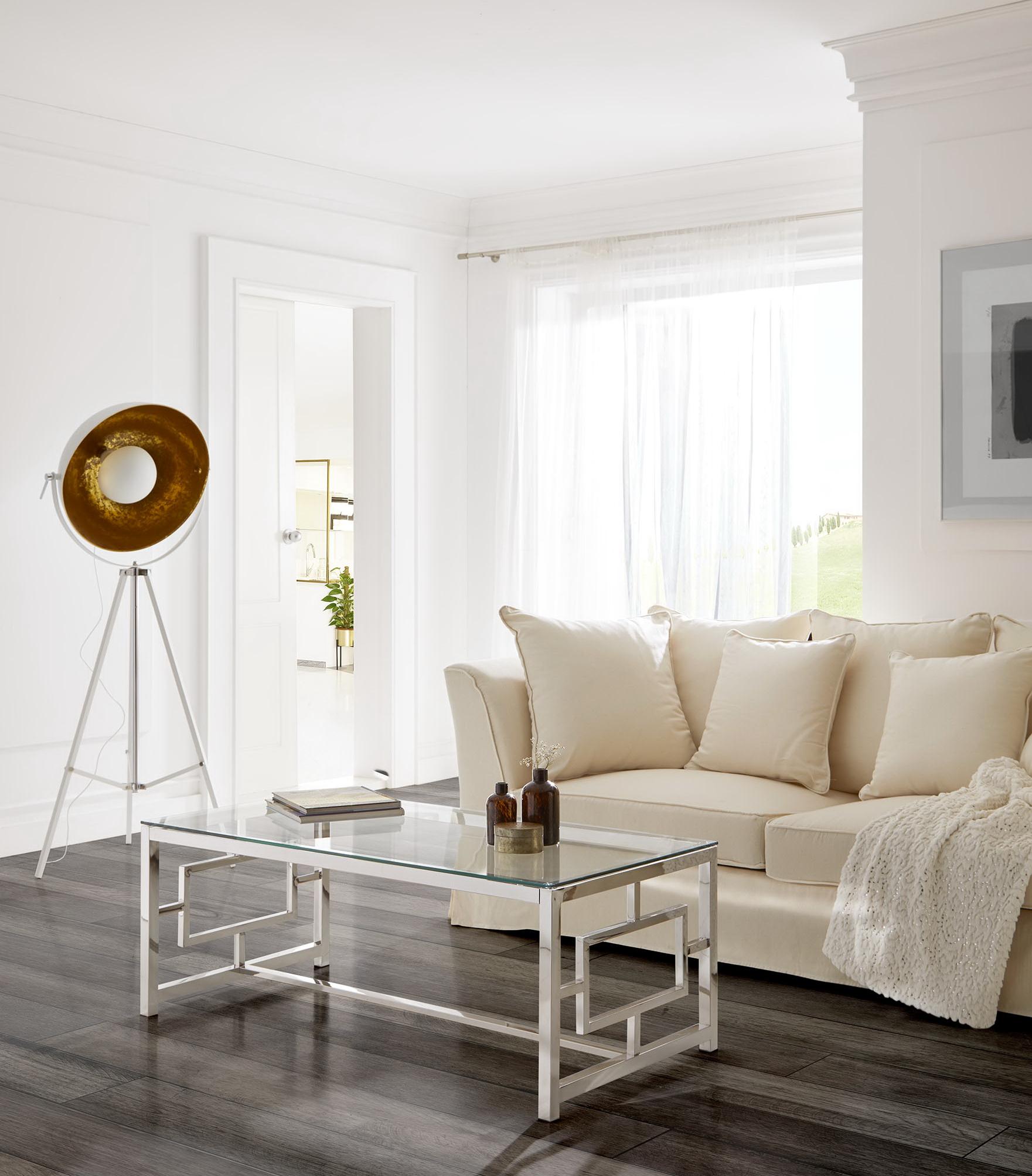 L mparas de pie estilo industrial by dugar home grupo for Muebles estilo industrial baratos