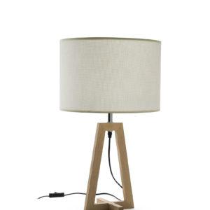 Lámpara mesita Estilo Nórdico Importación T-729 by Dugar Home GRUPO DUPEN en muebles antoñán® León