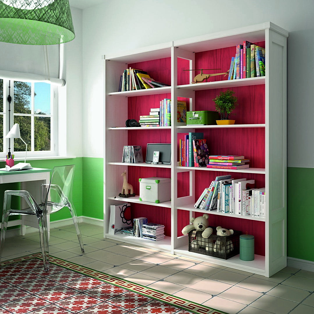Libreros Modernos By Grupo Seys Muebles Anto N # Muebles Curvasa