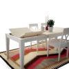 MESA COMEDOR CIC03 colección La Mejor Sobremesa madera pino arenado by GrupoSeys en muebles antoñán® León