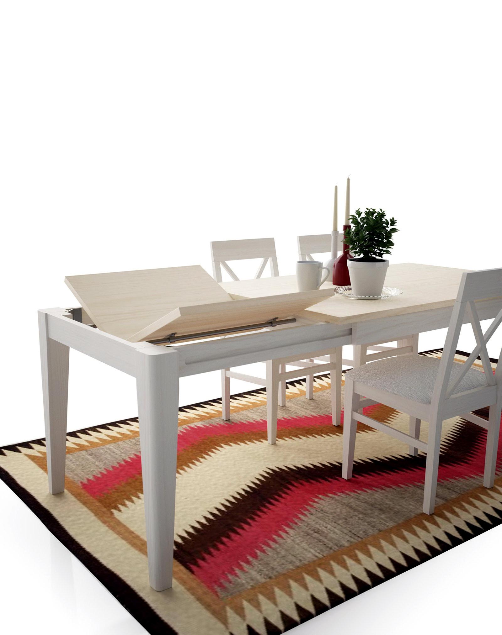 Mesas comedor madera arenada by Grupo Seys - Muebles ANTOÑÁN