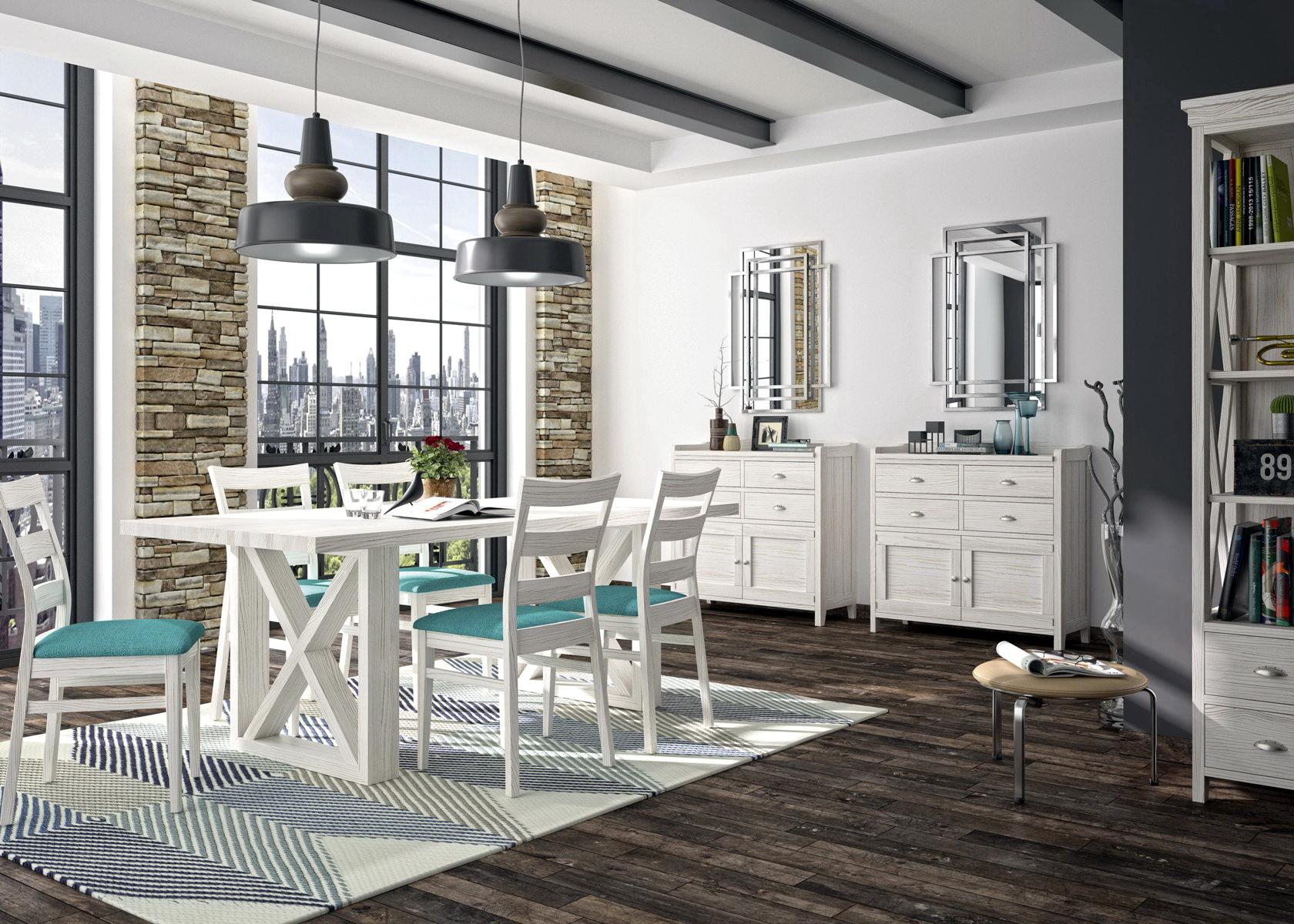 Salones verona by grupo seys muebles anto n for Casa seys muebles