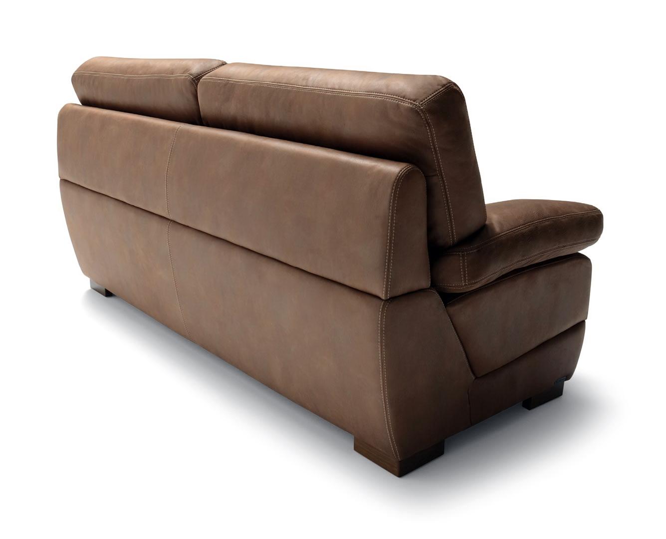 M dena sof fijo 3 2 plazas by paco bautista tapizados for Bautista muebles y decoracion