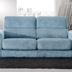 Sofá Chaise-Longue modular asientos extensibles ZARA 84 by Paco Bautista en muebles antoñán® León