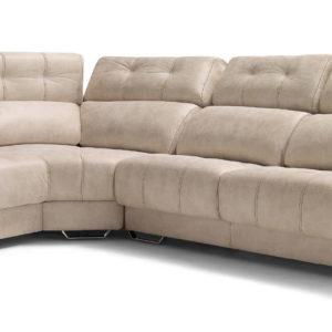 Sofá Rinconera modular asientos extensibles REGIA 52 by Paco Bautista en muebles antoñán® León