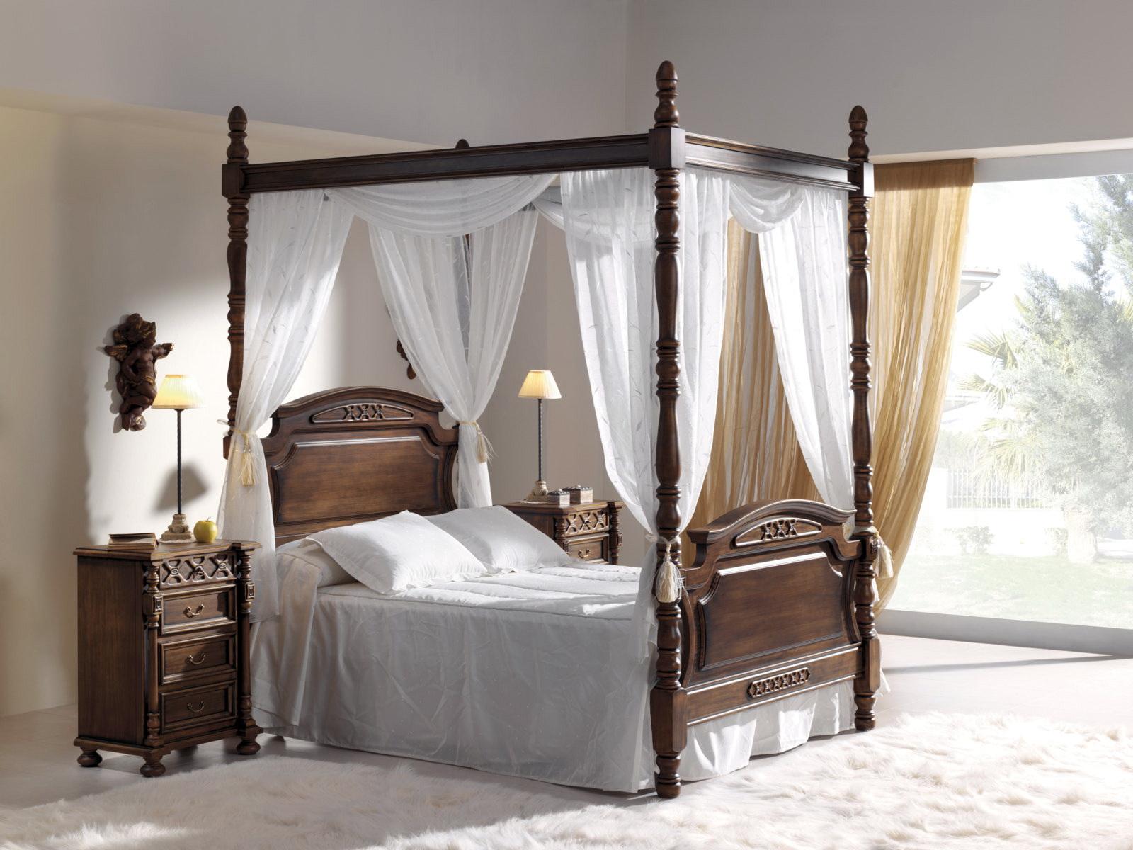 Venecia dormitorio estilo retro by h cora muebles anto n - Dormitorios estilo colonial ...