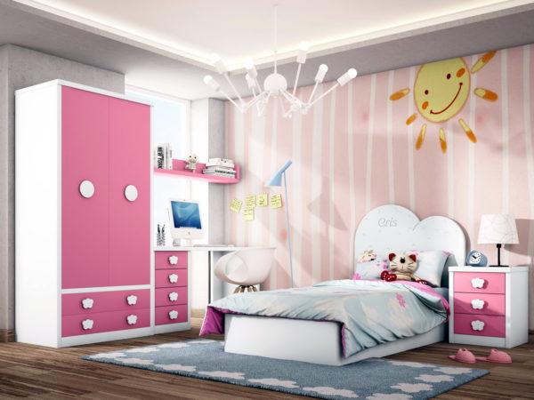 CAMA Dormitorio Infantil Y Juvenil P&C KIDS 6A by Piñero y Cabrero en muebles antoñán® León