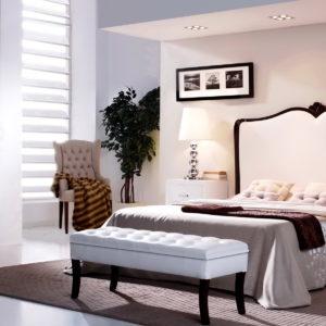 Cama Tapizada 024 by Huertas Furniture en muebles antoñán® León