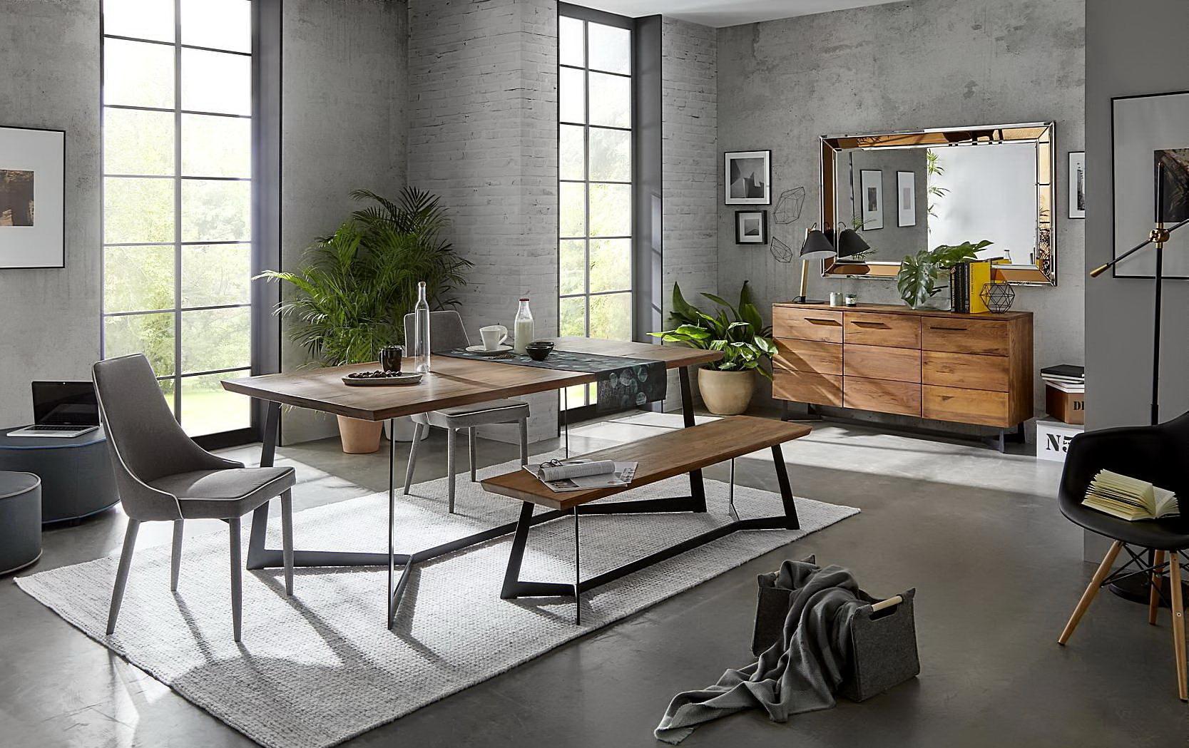 Dugarhome sal n estilo industrial by grupo dupen muebles - Muebles en leon ...