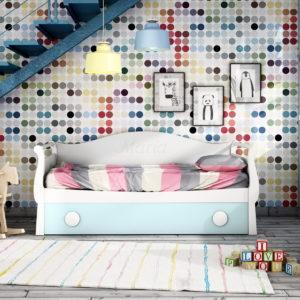 Dormitorio Infantil Y Juvenil P&C KIDS 4B by Piñero y Cabrero en muebles antoñán® León